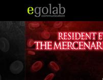 Egolab Website 2011