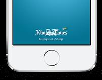 Khaleej Times Mobile App