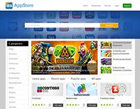 Appstore Website