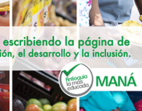 Agenda Proyecto MANA