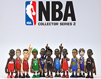NBA Art toy series 2 / 2012