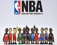 NBA Art toy series 2 / 2012