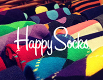 Happy Socks Motion Design