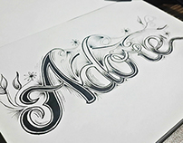 Hand Lettering (1)