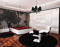 Bedroom Design Concept /2014/