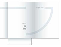 Numi restyling and graphic language development