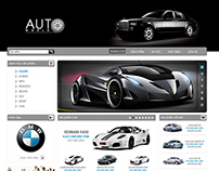 2010 Opencart template