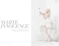 white innocence - Cocoon Magazine