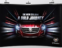 Cadillac CTS Launch Campaign
