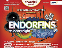 ENDORF!NS - Students' Night