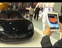 AL HILAL Virtual car Customizer
