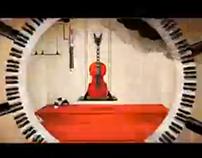 Coke Studio Hologram activation