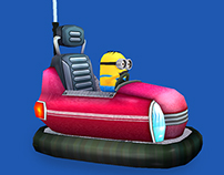 Minion Rush Video Game - 2012 - 2015