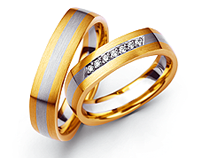 Apart - wedding rings collection