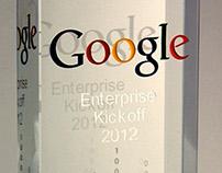 Google Kickoff Award