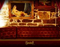Boudoir: Responsive website