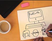 Fedex: Fedex + Me - My Story
