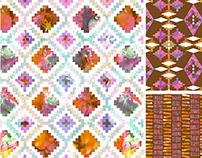 Aztec Sunrise Collection