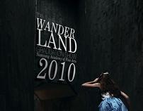 NAFA 2010 Graduation show poster (Pitch)