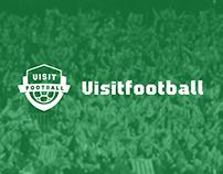 Visit Football - logo design