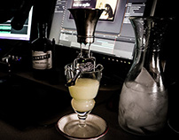 """Absinthe at Work"""
