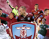 Galway FC Posters