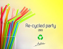 Re-cycled Party 2013
