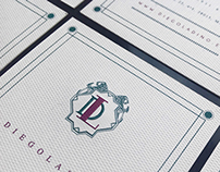 diegoLADINO, business cards