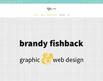 Brandy Fishback Website