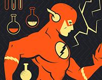 The Flash: DC Hero Profiles