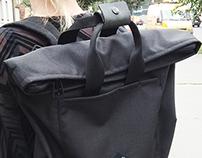 Flaptop backpack Braasi Industry CORDURA 1100D