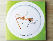 PastaYum! Cookbook (Illustration & Publication)