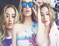 Iggy Azalea (Twitter header ''The new Classic'')