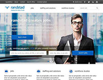 Randstad USA Redesign
