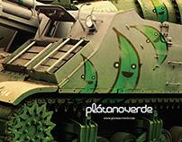 Branding Campaign for Plátanoverde magazine
