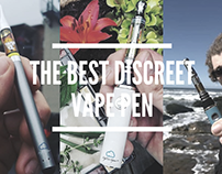 What is discreet vape pen today? And which to choose?