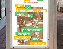 Focus (Campaign for a safer commute)