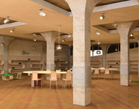 ofis & shop interior, Baden