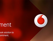 Vodafone Queue Management