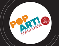 POP! Design and music from the 60's!!