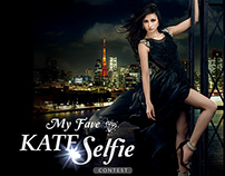 My Fave KATE Selfie Photo Contest