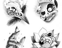 Tattoo flash 01