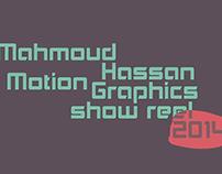 Show Reel 2014