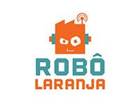 Robô Laranja