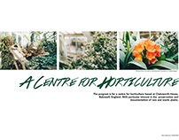 A Centre for Horticulture