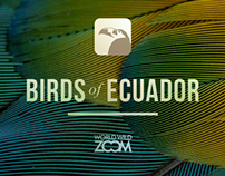 BIRDS OF ECUADOR / APP