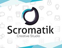 Scromatik Design Brand