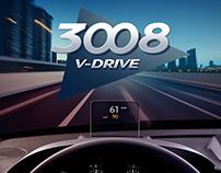 3008 V-DRIVE