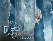 Tinkerbell and the Mysterious Winter Woods