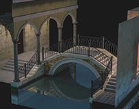 Venetian diorama